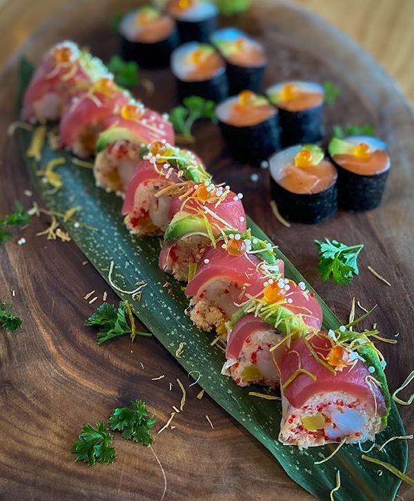 Sushi keto restaurant