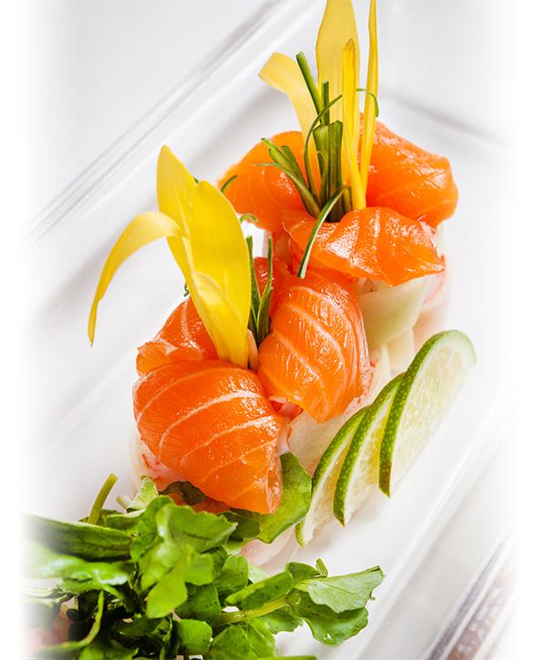 Sushi keto cetogene