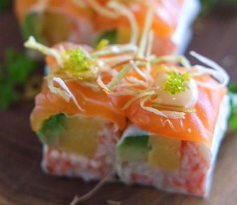 commander sushi keto